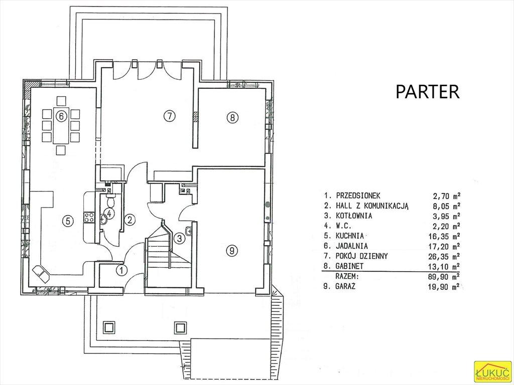Dom na sprzedaż Dobrcz, Sasankowa  190m2 Foto 2
