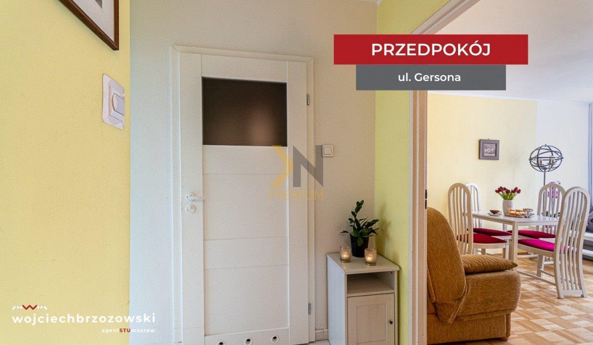 Mieszkanie trzypokojowe na sprzedaż Wrocław, Biskupin, Wojciecha Gersona  48m2 Foto 6