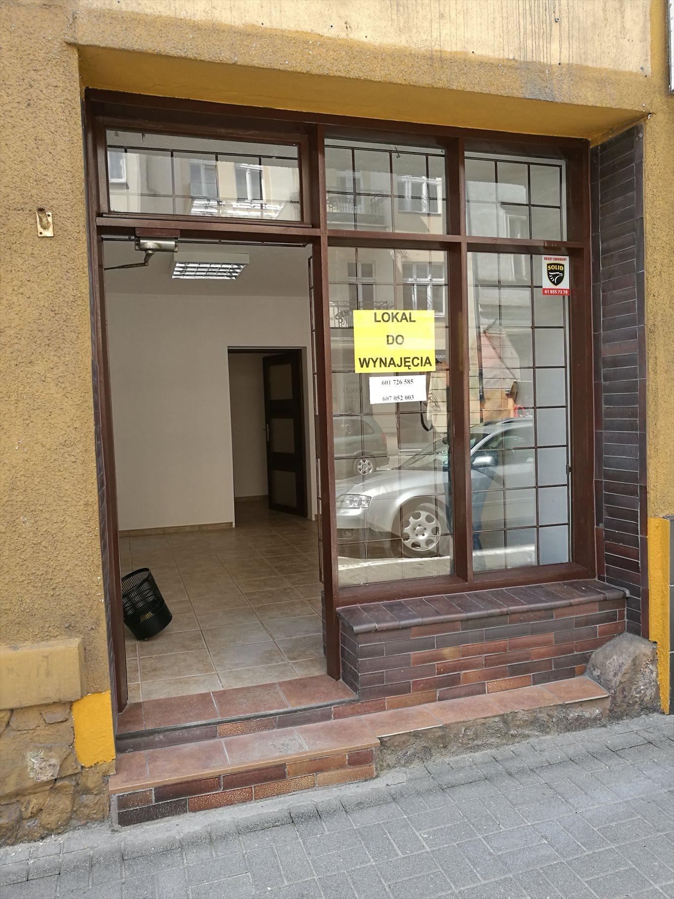 Lokal użytkowy na sprzedaż Poznań, Centrum, Garbary  29m2 Foto 1