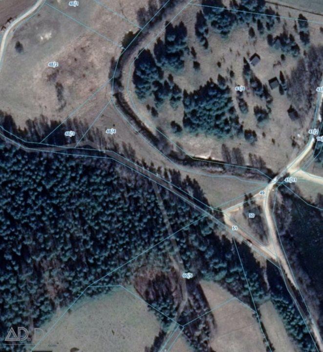 Działka budowlana na sprzedaż Rostki Skomackie  10000m2 Foto 4