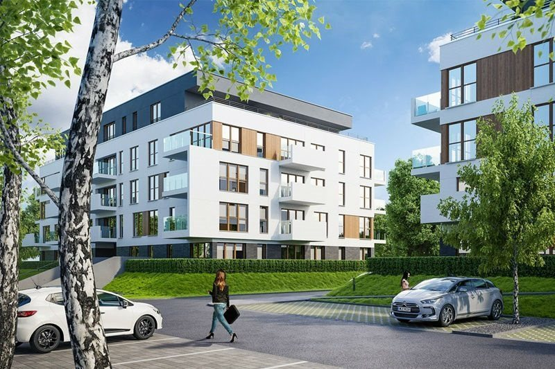 Mieszkanie dwupokojowe na sprzedaż Katowice, Piotrowice  50m2 Foto 1