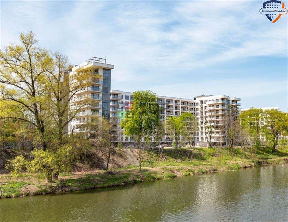 Mieszkanie dwupokojowe na sprzedaż Wrocław, Stare Miasto, Stare Miasto, Kępa Mieszczańska  56m2 Foto 3