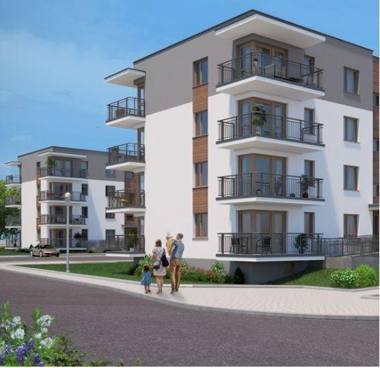 Mieszkanie trzypokojowe na sprzedaż Grudziądz  49m2 Foto 2