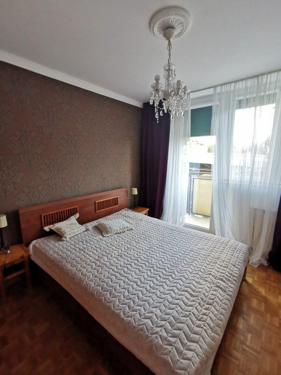 Mieszkanie trzypokojowe na sprzedaż Warszawa, Mokotów, Konstancińska  50m2 Foto 4