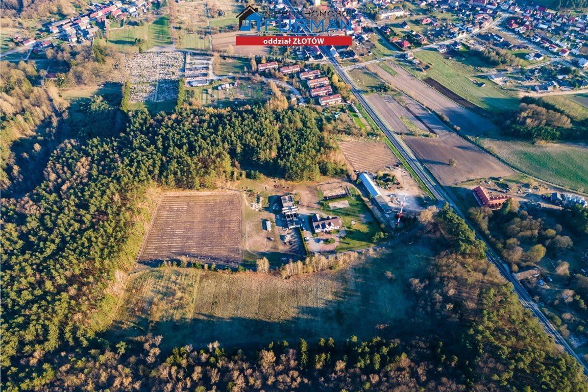 Działka rolna na sprzedaż Okonek  10960m2 Foto 6
