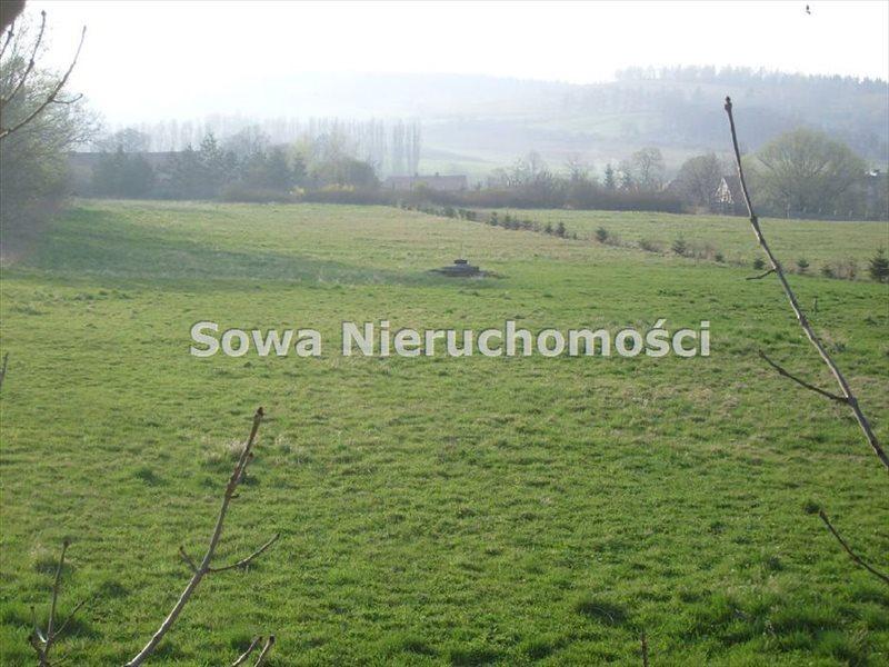 Działka inwestycyjna na sprzedaż Wałbrzych, Biały Kamień, Ludowa  3300m2 Foto 1