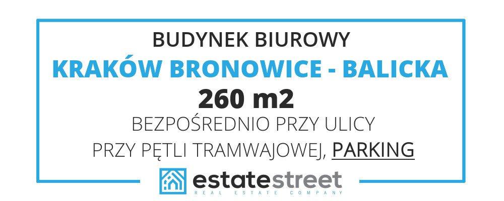 Lokal użytkowy na wynajem Kraków, Bronowice, Balicka  260m2 Foto 1