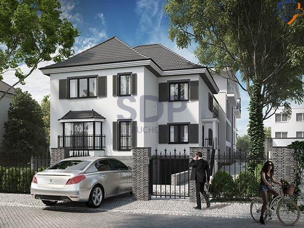 Mieszkanie dwupokojowe na sprzedaż Wrocław, Krzyki, Borek, ok. Hallera  71m2 Foto 1