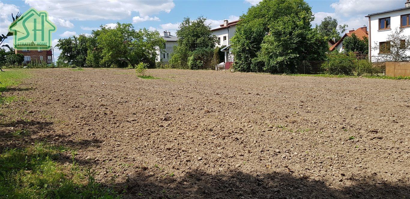 Działka budowlana na sprzedaż Przemyśl, Ostrów  1500m2 Foto 1