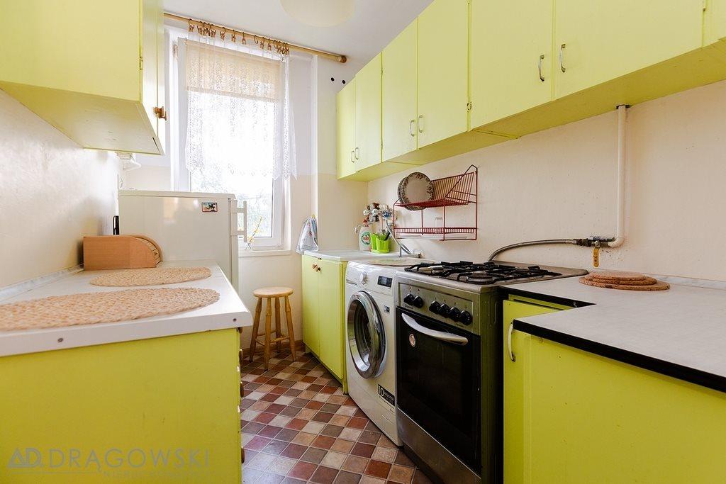 Mieszkanie trzypokojowe na sprzedaż Warszawa, Praga-Południe, Saska Kępa, Afrykańska  45m2 Foto 2