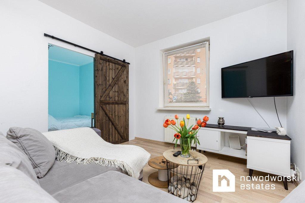 Mieszkanie trzypokojowe na sprzedaż Warszawa, Bielany, Lucjana Rudnickiego  56m2 Foto 4
