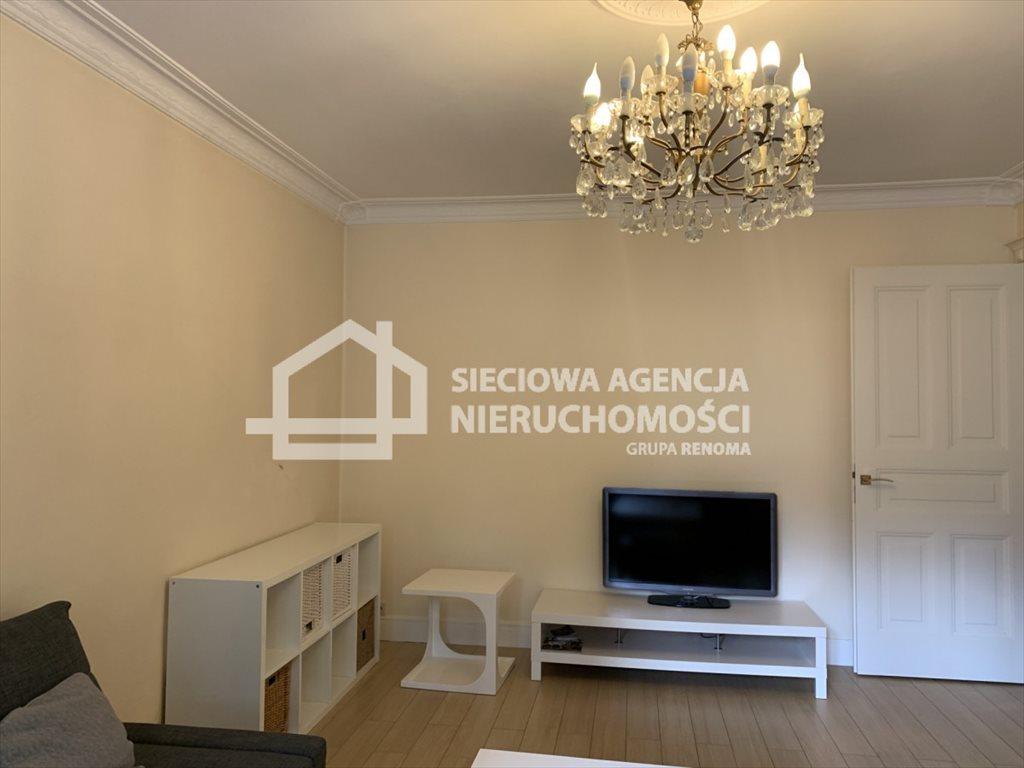 Mieszkanie dwupokojowe na wynajem Sopot, Dolny, Książąt Pomorskich  48m2 Foto 5