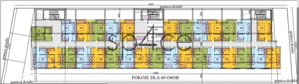 Działka komercyjna na sprzedaż Warszawa, Włochy  2200m2 Foto 1