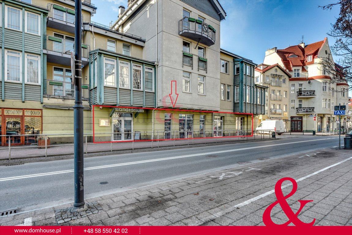 Lokal użytkowy na wynajem Sopot, Dolny, Grunwaldzka  164m2 Foto 2