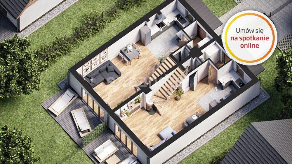 Dom na sprzedaż Straszyn  124m2 Foto 3