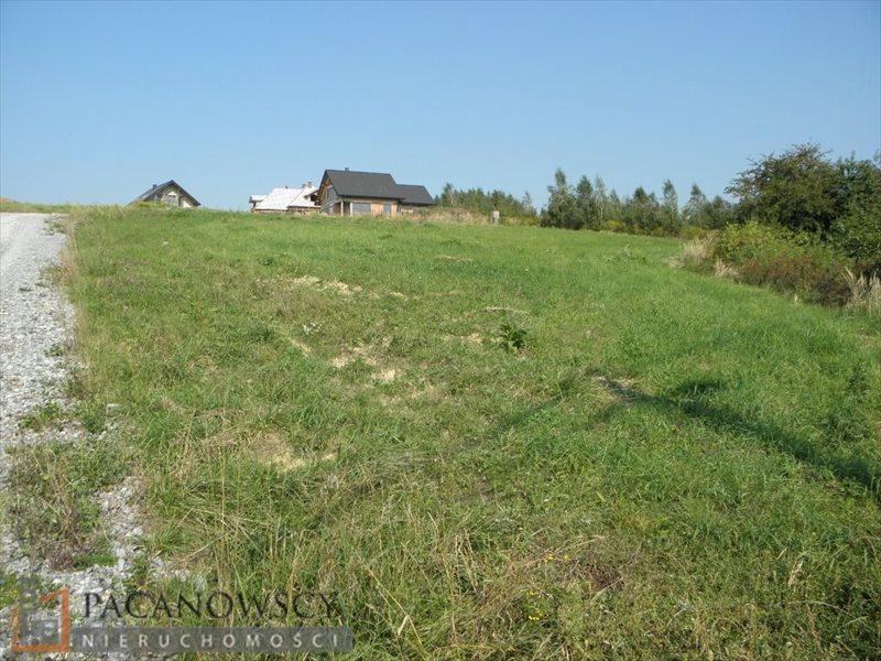 Działka budowlana na sprzedaż Tomaszowice  988m2 Foto 7
