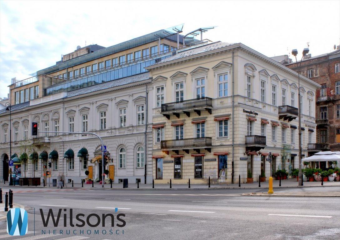 Lokal użytkowy na wynajem Warszawa, Śródmieście, Plac Trzech Krzyży  45m2 Foto 2
