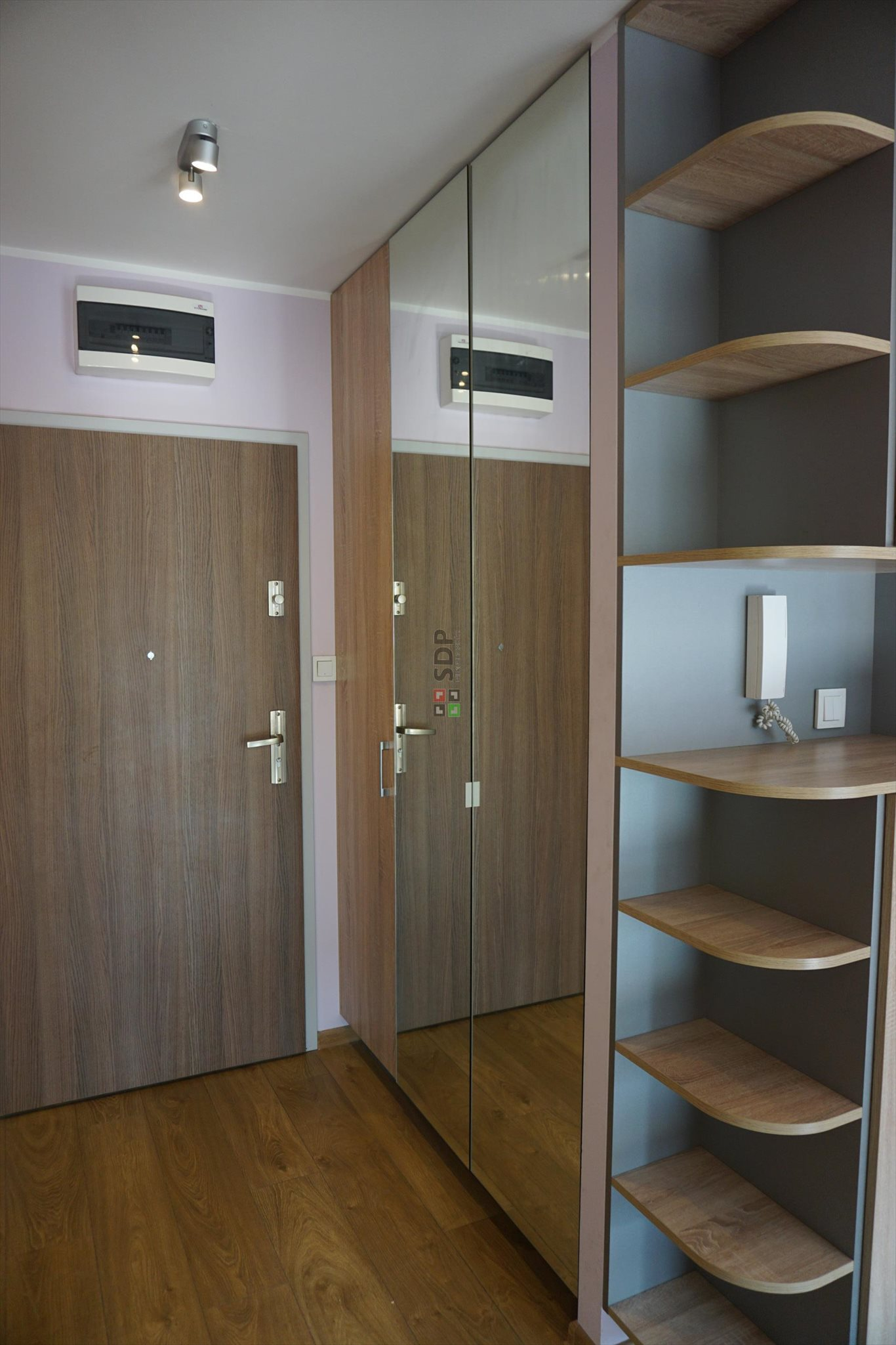 Mieszkanie dwupokojowe na sprzedaż Wrocław, Psie Pole, Sołtysowice, Rafała Wojaczka  39m2 Foto 11