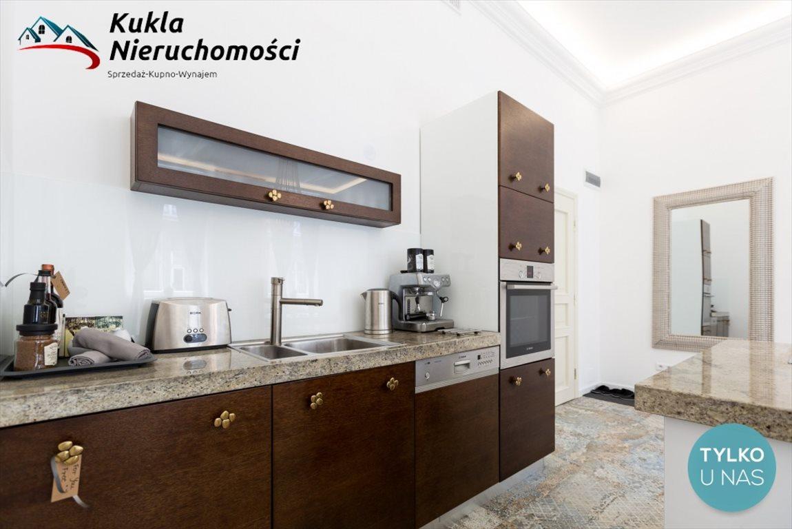 Mieszkanie dwupokojowe na wynajem Kraków, Stare Miasto, Marszałka Józefa Piłsudskiego  56m2 Foto 4