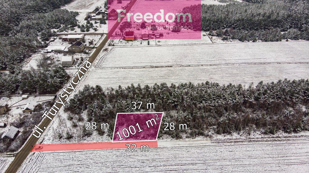 Działka inna na sprzedaż Władysławów  1003m2 Foto 2