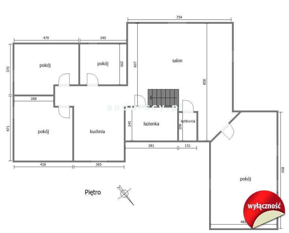 Dom na sprzedaż Giebułtów, Graniczna  460m2 Foto 5
