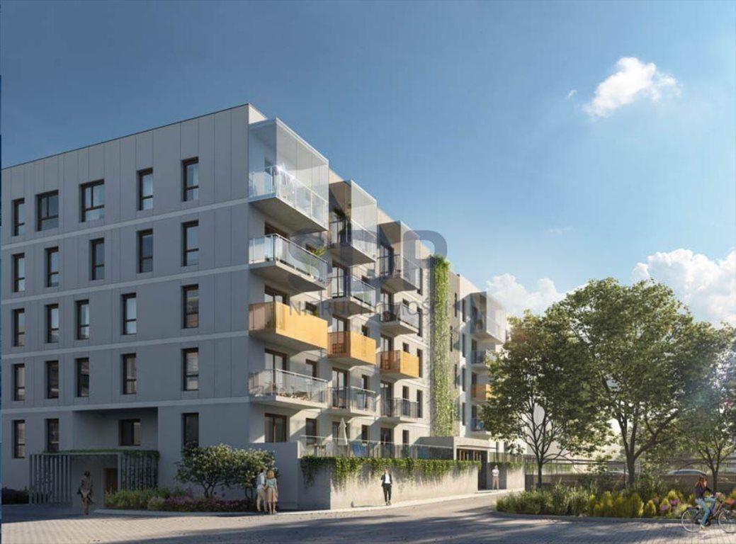 Mieszkanie czteropokojowe  na sprzedaż Wrocław, Fabryczna, Grabiszyn  66m2 Foto 4