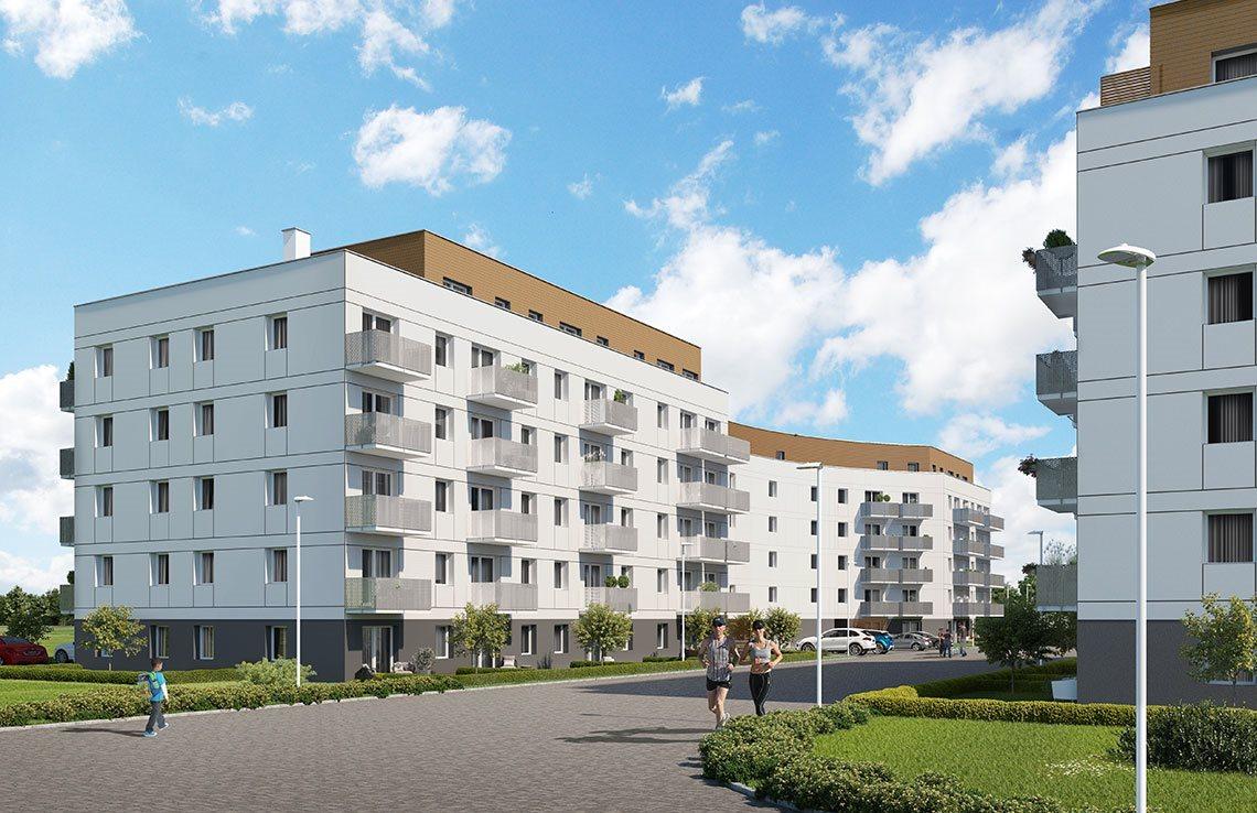 Mieszkanie dwupokojowe na sprzedaż Poznań, Nowe Miasto  43m2 Foto 7