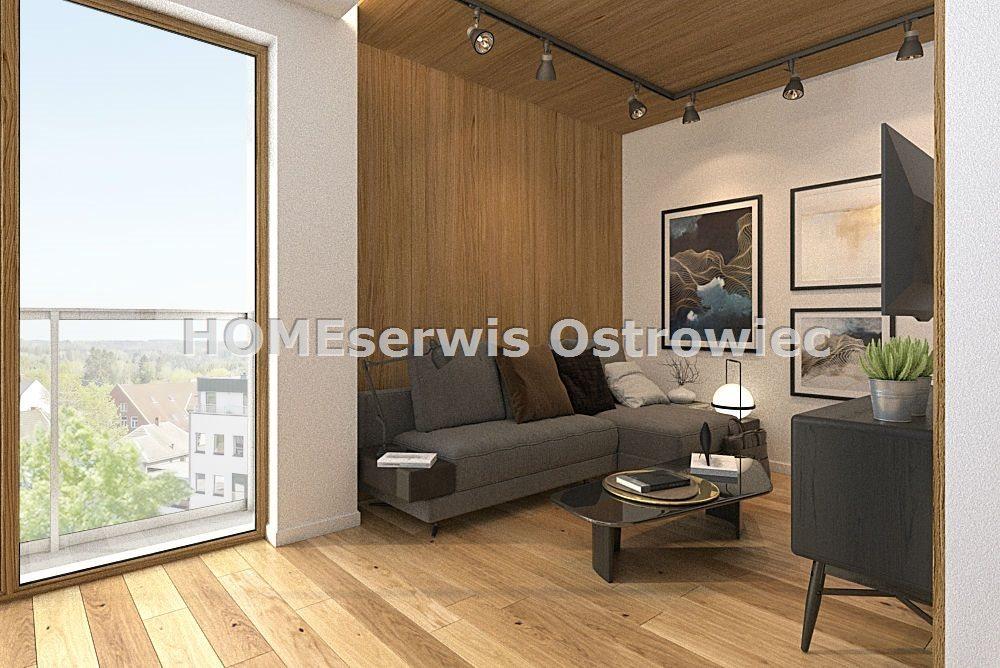 Mieszkanie trzypokojowe na sprzedaż Ostrowiec Świętokrzyski, Centrum  71m2 Foto 3