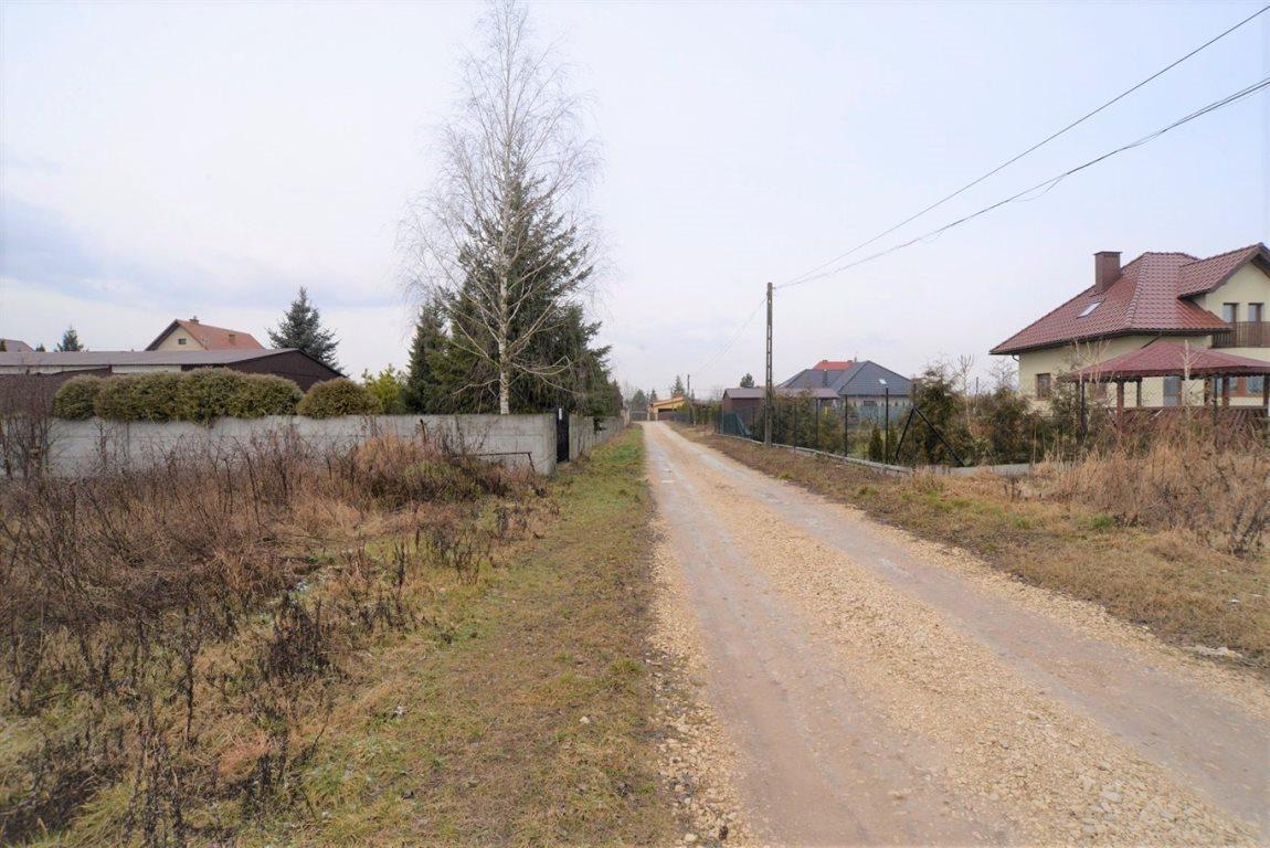 Działka budowlana na sprzedaż Bilcza  1350m2 Foto 4