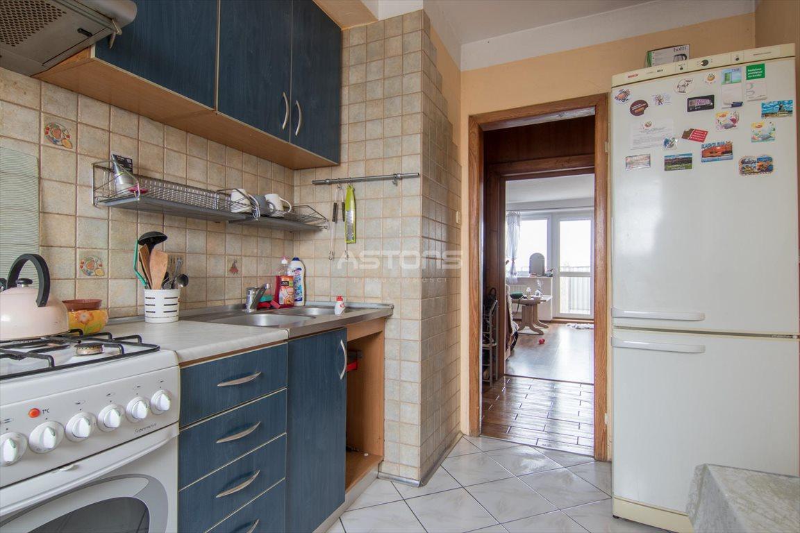 Mieszkanie trzypokojowe na sprzedaż Poznań, Rataje, Os. Rusa  69m2 Foto 8