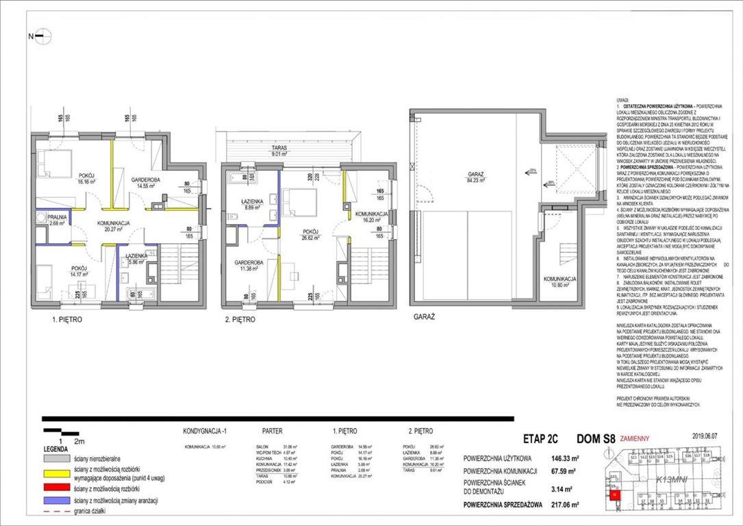 Dom na sprzedaż Warszawa, Mokotów Ksawerów  208m2 Foto 7