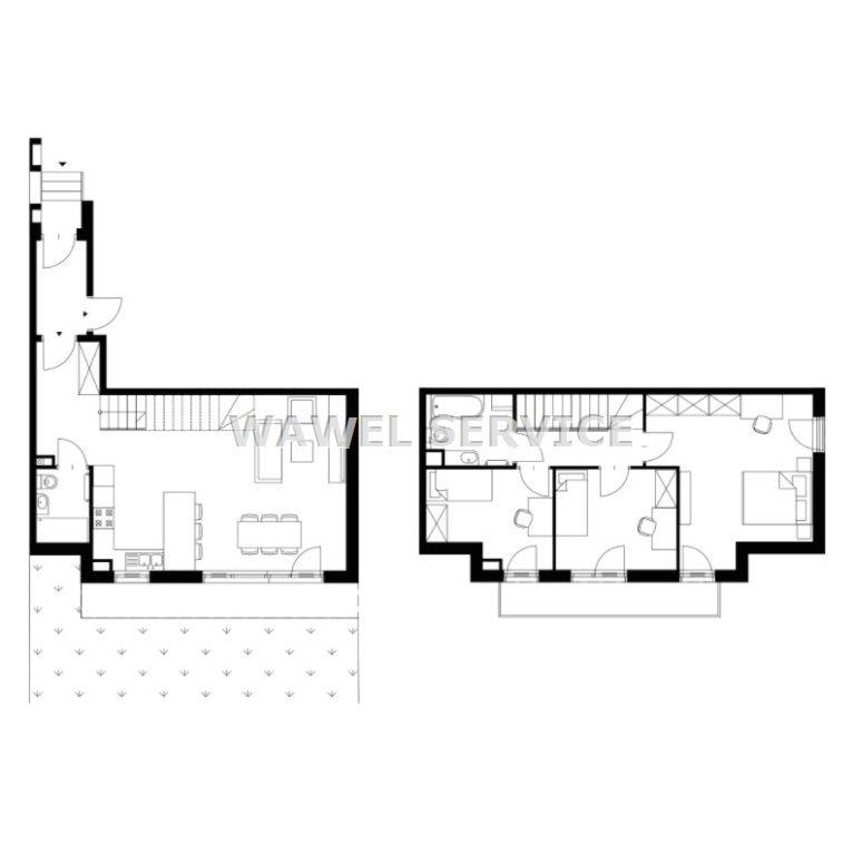 Dom na sprzedaż Mogilany, Świątnicka  92m2 Foto 3