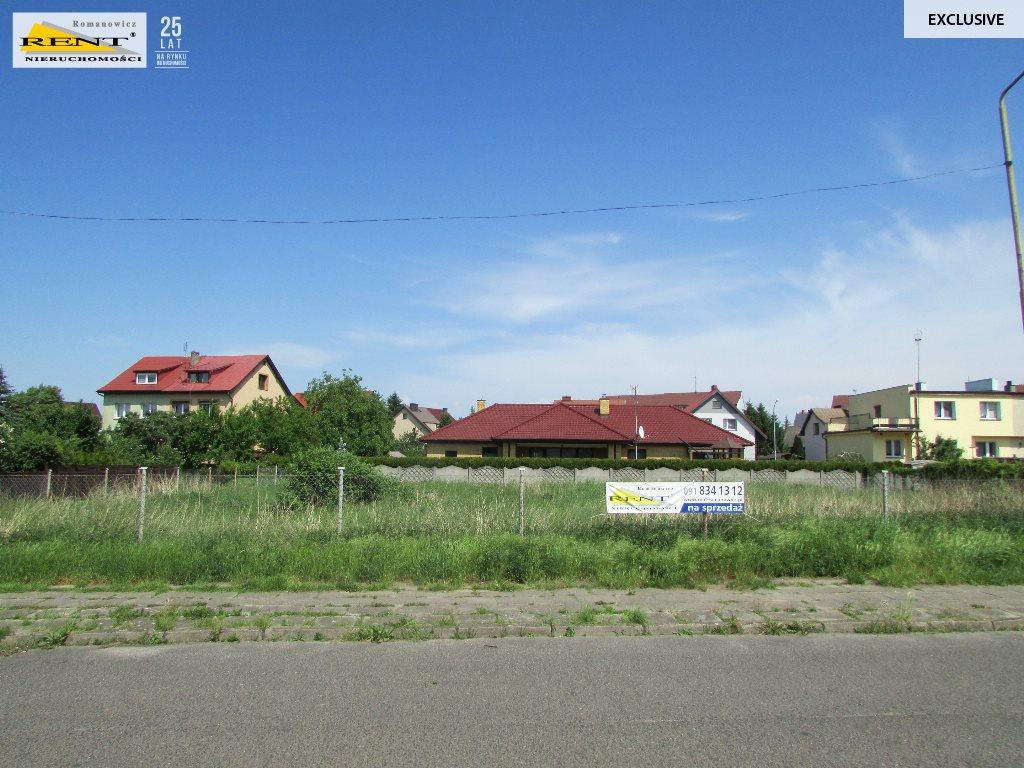 Działka budowlana na sprzedaż Stargard  609m2 Foto 1