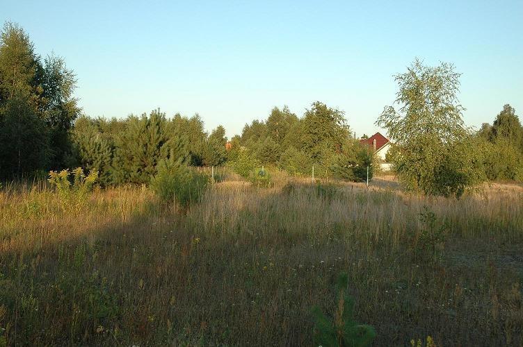 Działka budowlana na sprzedaż Piaseczno, Głosków  1603m2 Foto 1