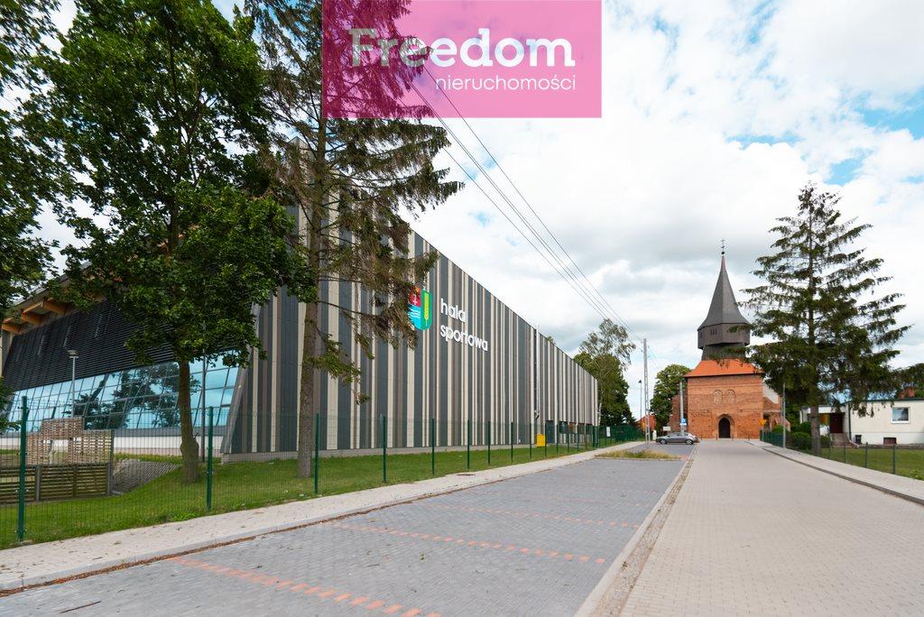 Działka budowlana na sprzedaż Cedry Wielkie, Pionierów Żuław  1332m2 Foto 5