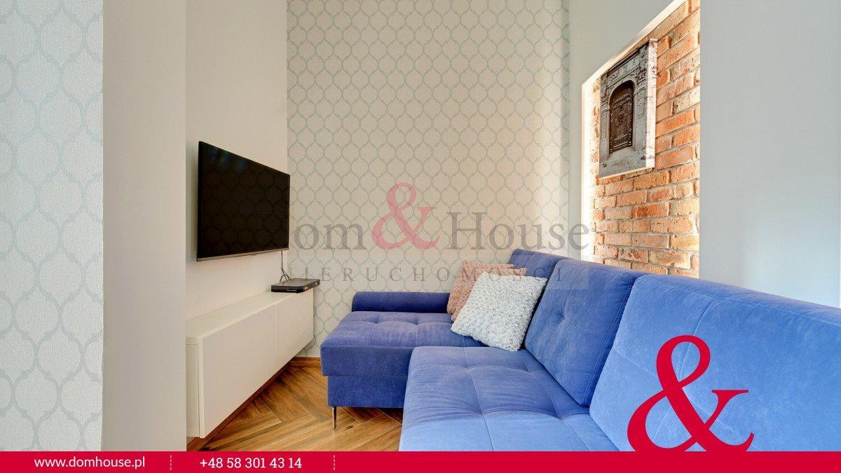 Mieszkanie dwupokojowe na wynajem Gdańsk, Śródmieście, Ogarna  27m2 Foto 10