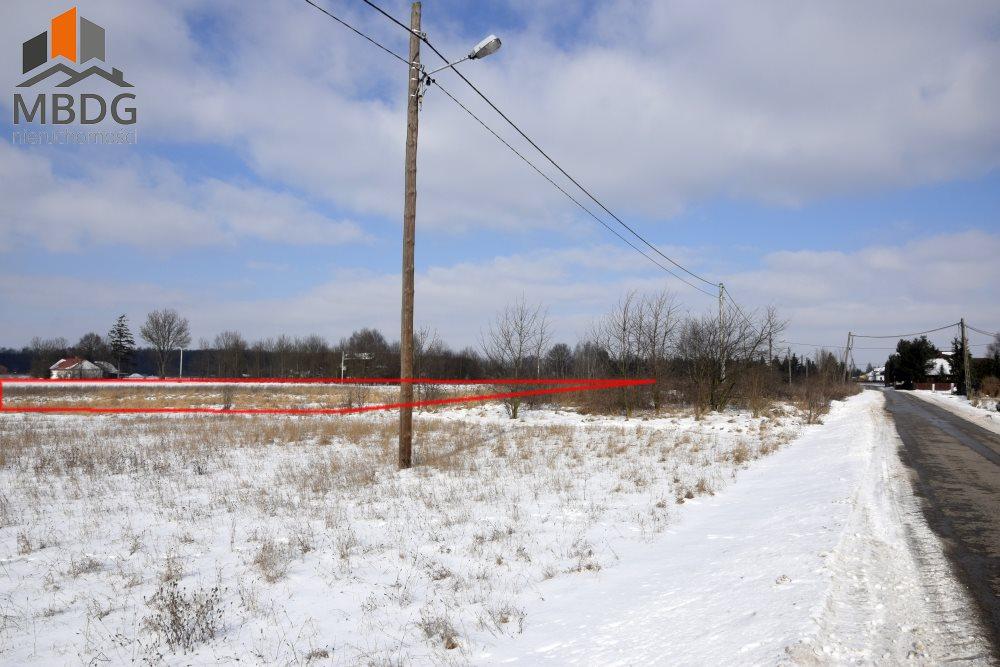 Działka rolna na sprzedaż Zabierzów Bocheński  3800m2 Foto 3