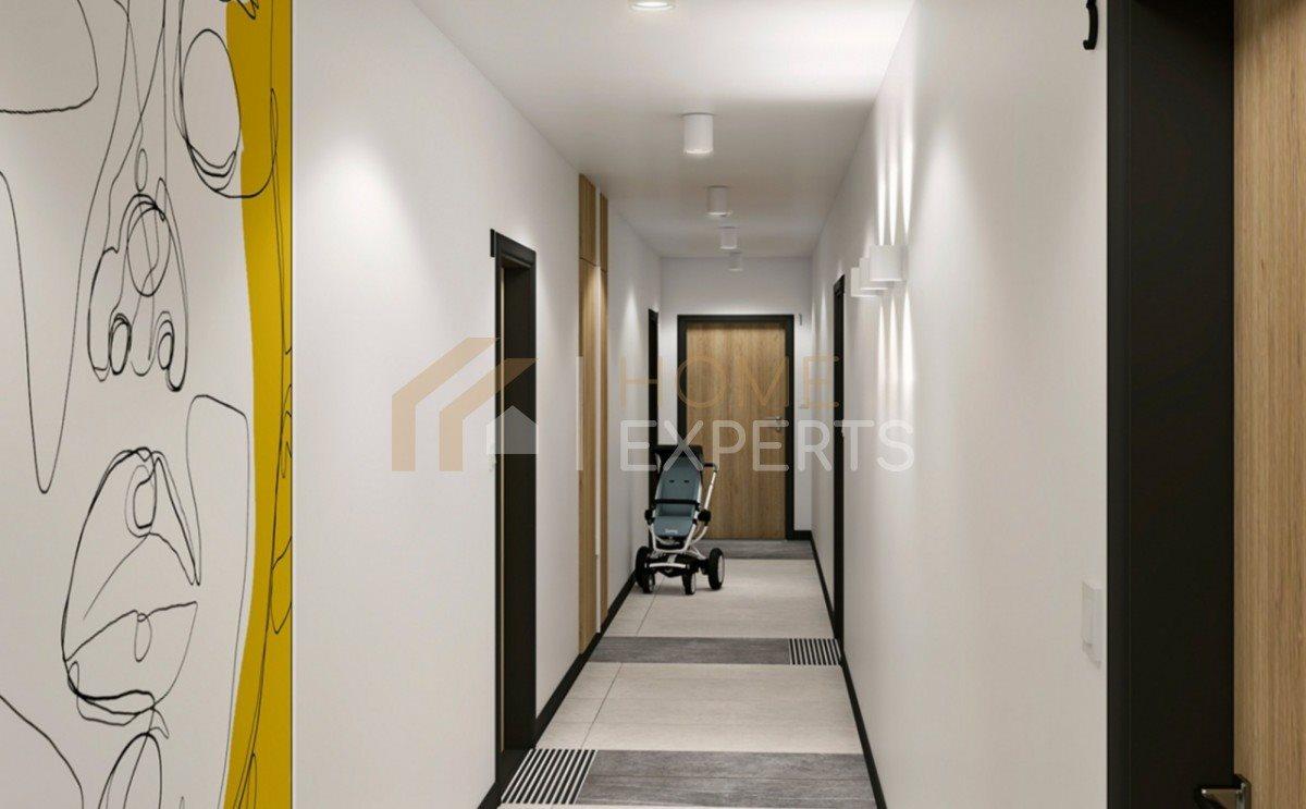 Mieszkanie trzypokojowe na sprzedaż Gdańsk, Morena, Bulońska  58m2 Foto 5