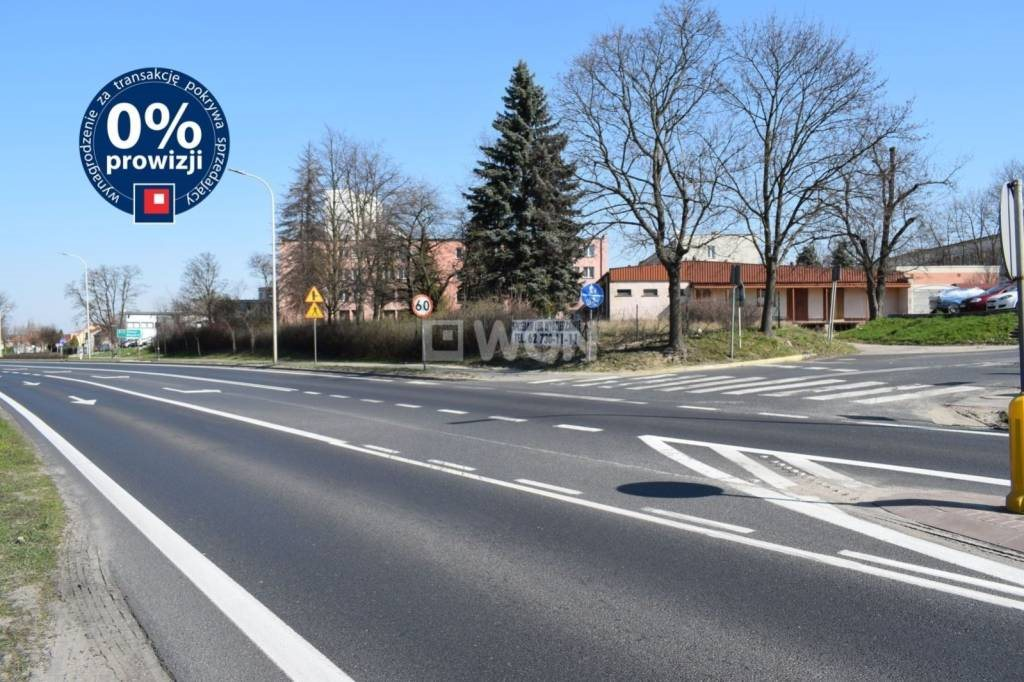 Działka inwestycyjna na sprzedaż Ostrzeszów, droga krajowa DK 11, droga krajowa DK 11  2819m2 Foto 1