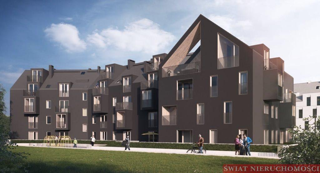 Mieszkanie dwupokojowe na sprzedaż Siechnice  59m2 Foto 1