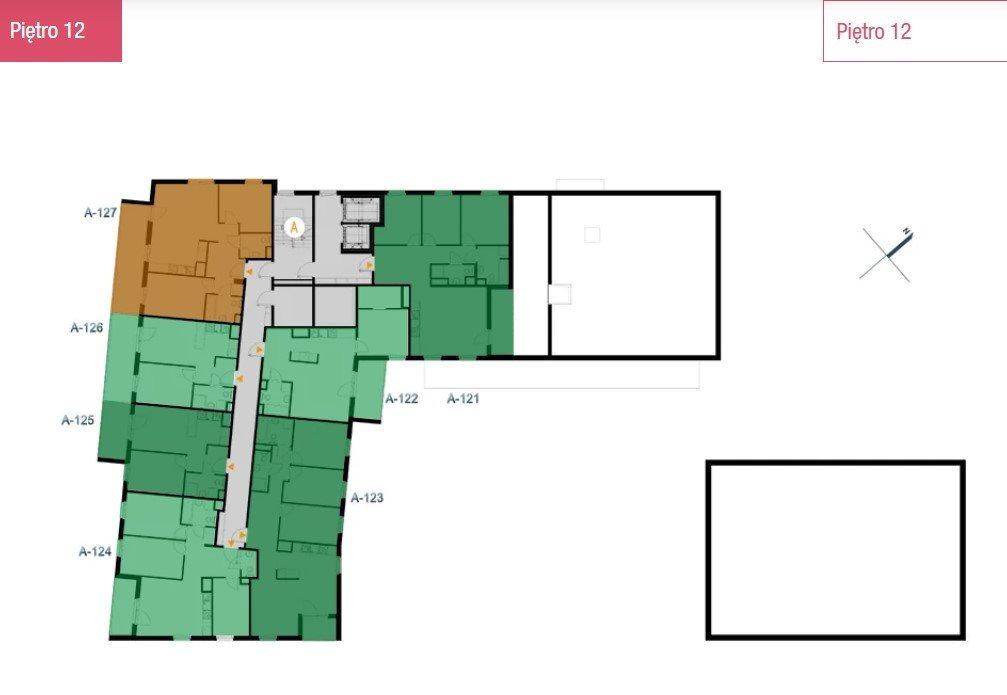 Mieszkanie czteropokojowe  na sprzedaż Warszawa, Białołęka, Tarchomin, Józefa Mehoffera  78m2 Foto 7