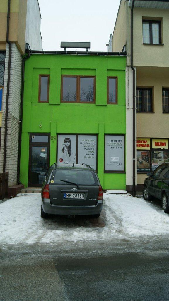 Lokal użytkowy na sprzedaż Warszawa, Bemowo, Powstańców Śląskich  84m2 Foto 1