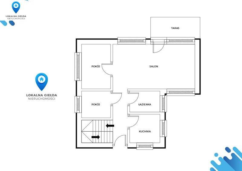 Dom na sprzedaż Reda, Centrum handlowe, Kościół, Las, Przedszkole, Przyc, Objazdowa  220m2 Foto 2