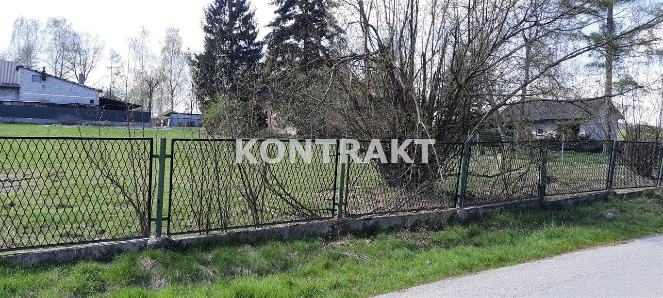 Działka budowlana na sprzedaż Oświęcim, Włosienica, Zieleni  1860m2 Foto 4