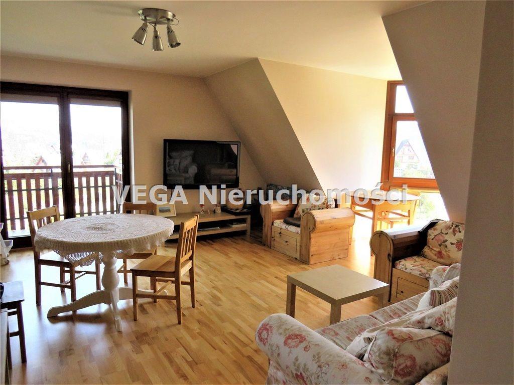 Mieszkanie trzypokojowe na sprzedaż Kościelisko  68m2 Foto 1
