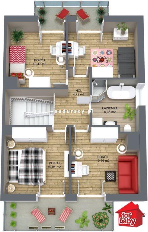 Dom na sprzedaż Przebieczany  129m2 Foto 9
