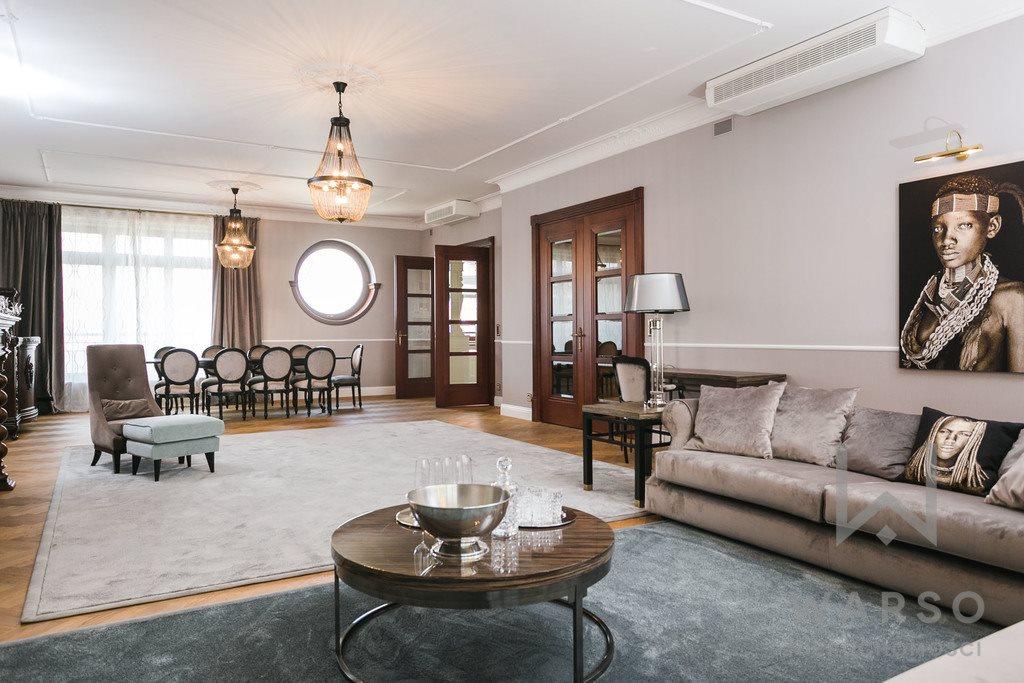 Luksusowe mieszkanie na sprzedaż Warszawa, Śródmieście, Powiśle, Drewniana  304m2 Foto 5