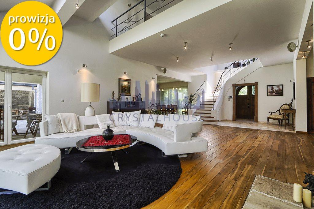 Luksusowy dom na sprzedaż Warszawa, Wawer, Anin  459m2 Foto 2