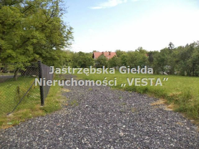 Działka budowlana na sprzedaż Jastrzębie-Zdrój  1188m2 Foto 2