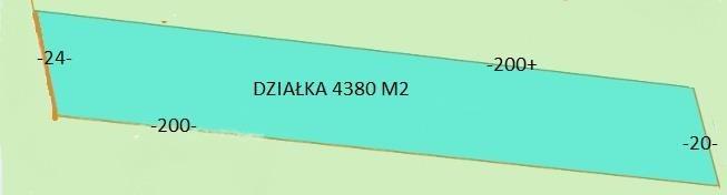 Działka budowlana na sprzedaż Warszawa, Białołęka, Mańki-Wojdy, Olesin  4380m2 Foto 1